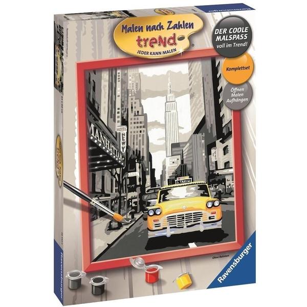 Ravensburger Malen Nach Zahlen Trend New York City Malen Nach Zahlen Deutschland