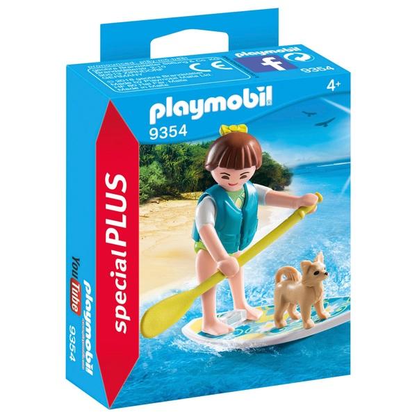 PLAYMOBIL - 9354 Stand Up Paddling