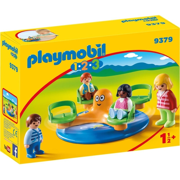 PLAYMOBIL - 9379 Kinderkarussell