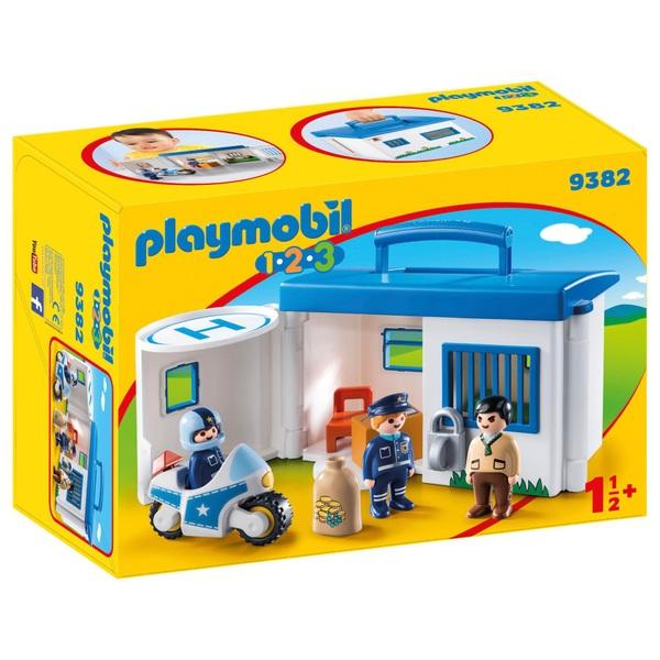 PLAYMOBIL - 9382 Meine Mitnehmpolizeistation