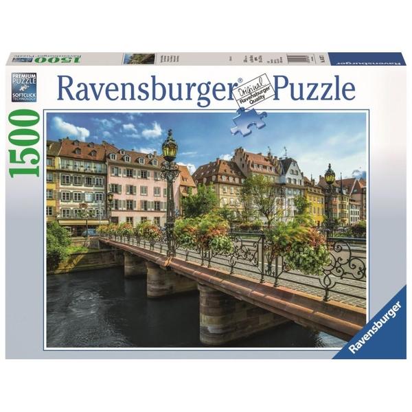 Puzzle 2000 Teile Spiel Deutsch 2017 Puzzles & Geduldspiele Puzzles Stimmungsvolles London