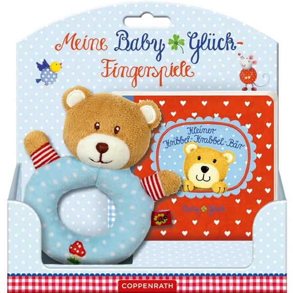 Coppenrath Verlag - Rassel und Buch BabyGlück - Geschenksets Deutschland
