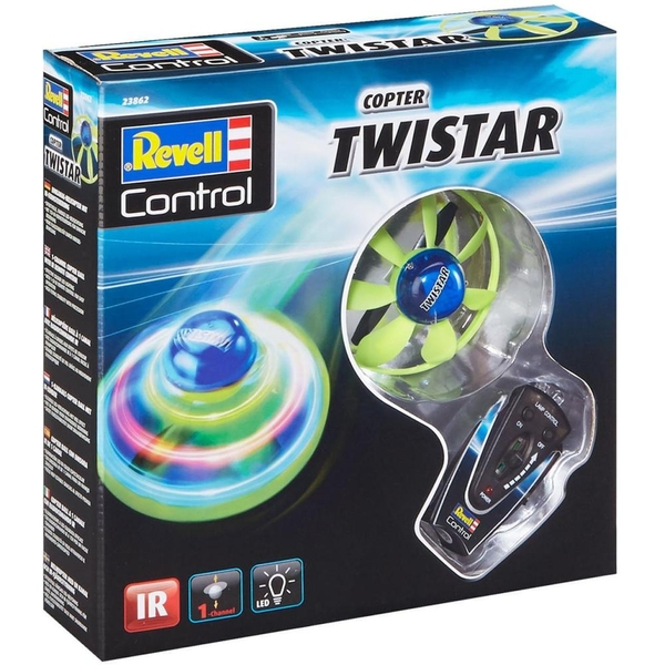 Revell - Control: RC TwiStar Quadrocopter