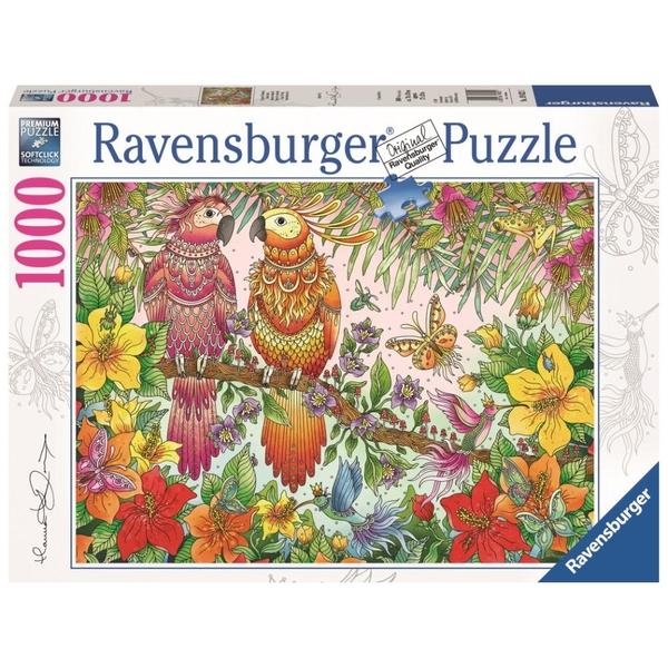 Blick auf den Comer See 1.000 Teile Puzzle Spiel Deutsch 2017 Geduldspiel