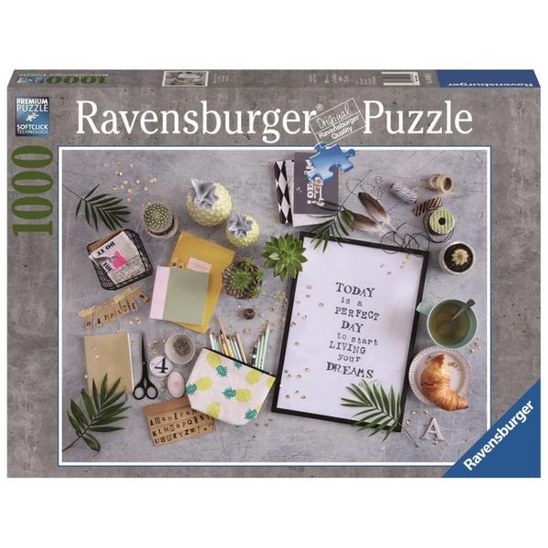 Puzzles & Geduldspiele Gelinis im Sommerurlaub 1000 Teile Puzzle Spiel Deutsch 2017 Geduldspiel