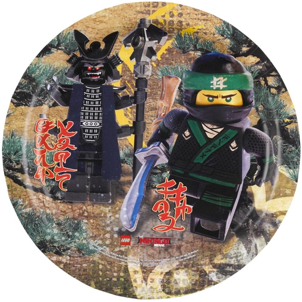 LEGO Ninjago - 8 Teller