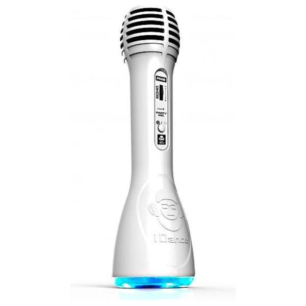 BigBen - iDance Party-Mikrofon PM06, weiß