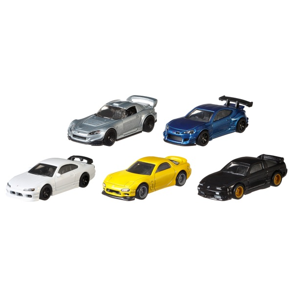 Hot Wheels - Premium Culture Car, sortiert