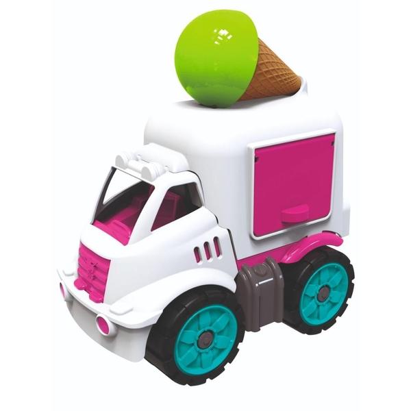 BIG - Power Worker: Mini Eiswagen