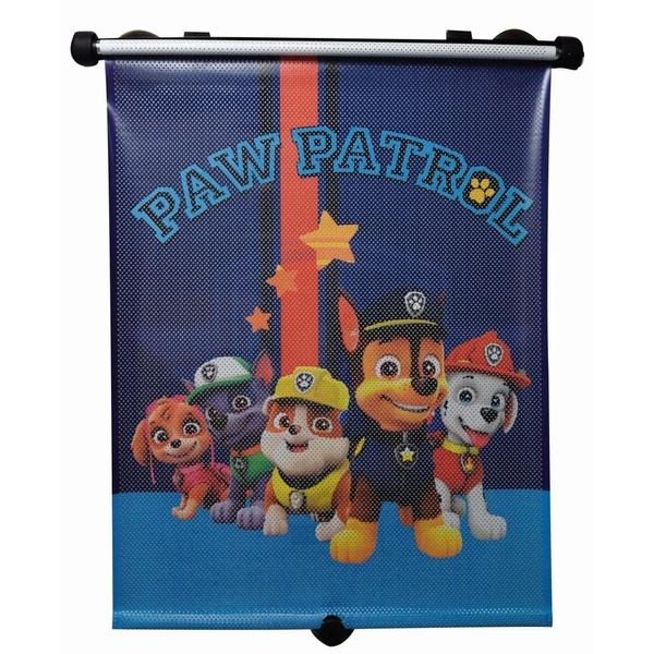 Paw Patrol - Auto-Sonnenrollo