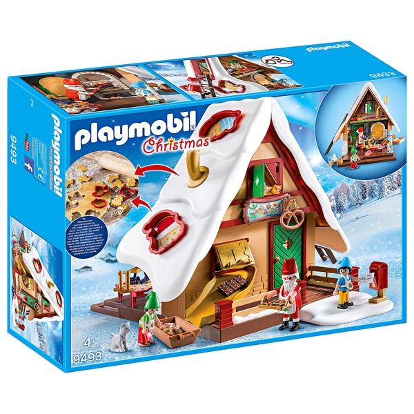 Playmobil Weihnachten.Playmobil 9493 Weihnachtsbackerei Playmobil Weihnachten Deutschland