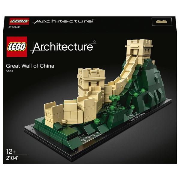 Chinesische Mauer Karte.Lego Architecture 21041 Die Chinesische Mauer Lego Architecture Deutschland