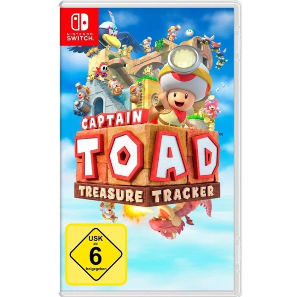 Nintendo Switch Captain Toad Treasure Tracker Nintendo Switch