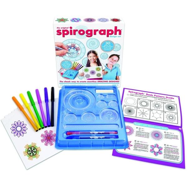 Boti - Spirograph: Design-Set