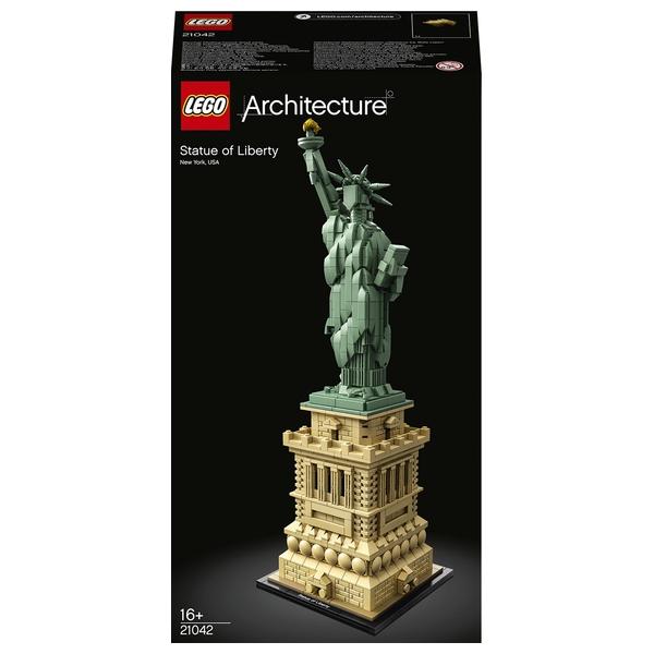 LEGO Architecture - 21042 Freiheitsstatue