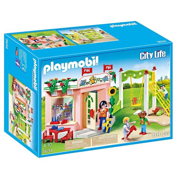 PLAYMOBIL - 5634 Vorschule - PLAYMOBIL City Life Deutschland