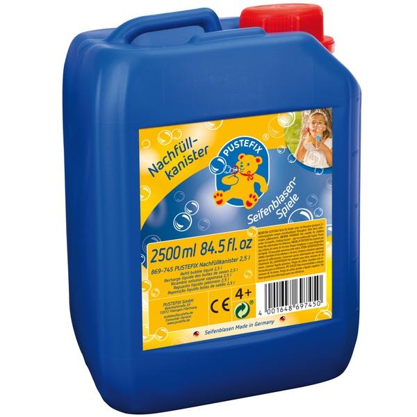 Pustefix - Nachfüllflasche, 2,5 Liter