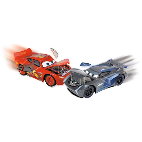 Disney Cars Rc Crazy Crash Car Lightning Mcqueen Ferngesteuerte