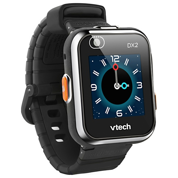 VTech - Kidizoom: Smart Watch DX2, schwarz