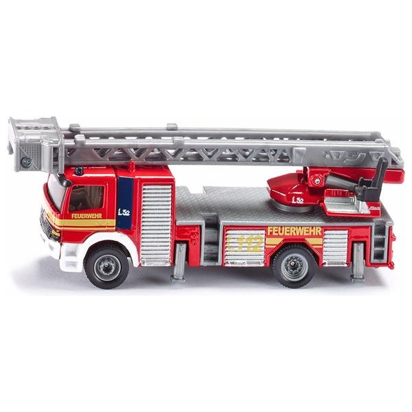 SIKU Super - 1841: Feuerwehrdrehleiter L32, 1:87