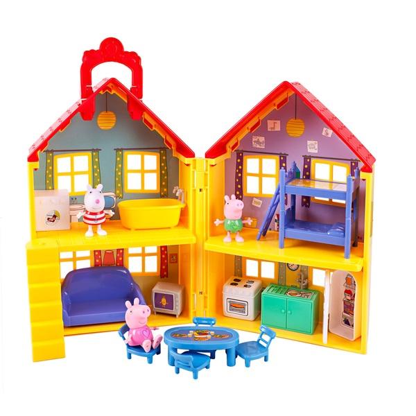 Peppa Pig - Spielset Peppas Haus