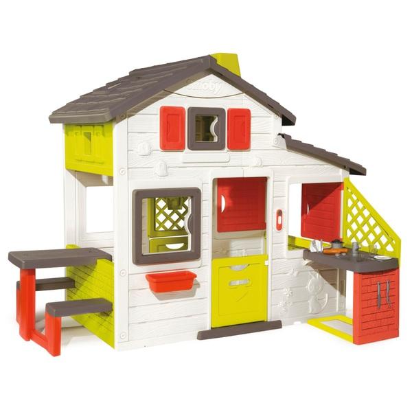 Smoby Spielhaus Friends mit Küche - Spielhäuser Deutschland