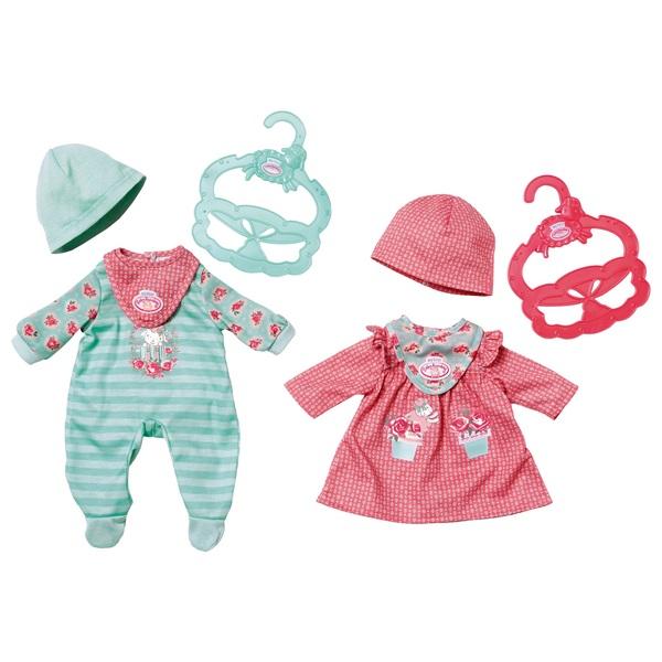 My First Baby Annabell - Outfit für Tag und Nacht, sortiert