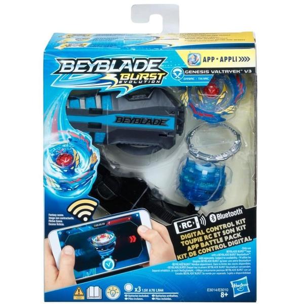 Beyblade App Battlepack, Blau