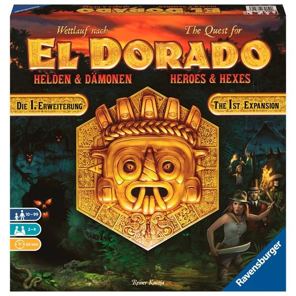 Ravensburger - Wettlauf nach El Dorado: Helden und Dämonen, 1. Erweiterung