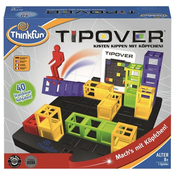 Ravensburger - Thinkfun: Tipover