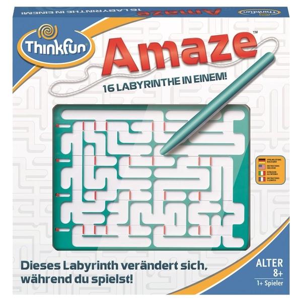 Ravensburger - Thinkfun: Amaze