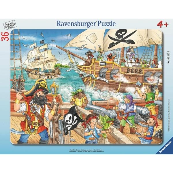 Kleiner Flugplatz Puzzle mit 40 Teilen Rahmenpuzzle ab 4 Jahren Spiel Deutsch Puzzles & Geduldspiele Puzzles