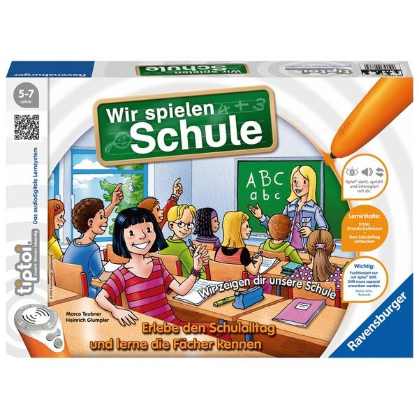 Ravensburger - tiptoi Spiel: Wir spielen Schule