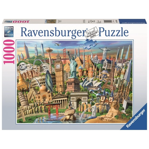REVELL Puzzle 3D New York Skyline 123 Teile Puzzles & Geduldspiele