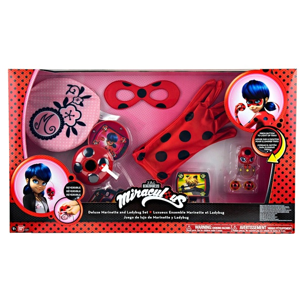 Miraculous - Ladybug Verkleidungsset