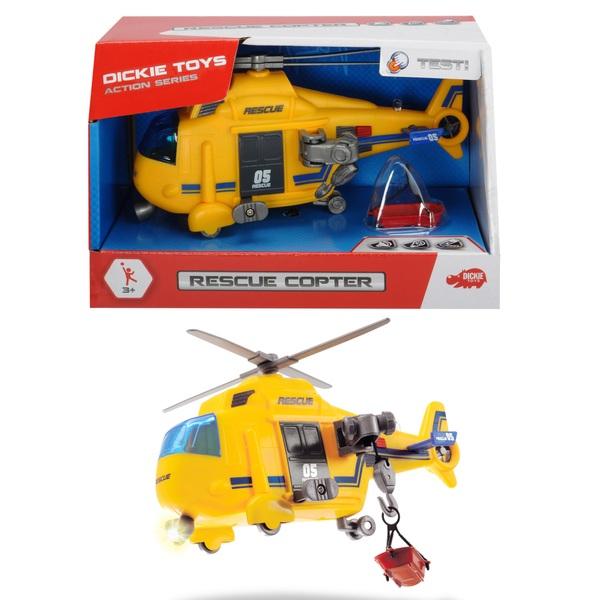 Dickie Toys - Rettungshubschrauber
