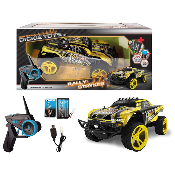 Dickie Toys - RC Rally Stryker