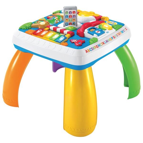 Fisher-Price - Lernspaß Spieltisch