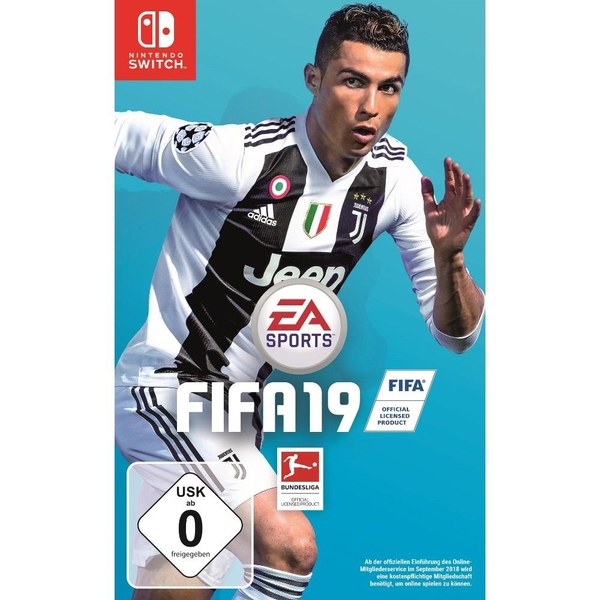 Nintendo - Switch: FIFA 19