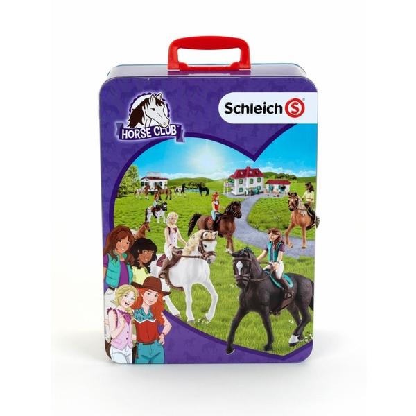 Schleich - Horse Club: Sammelkoffer