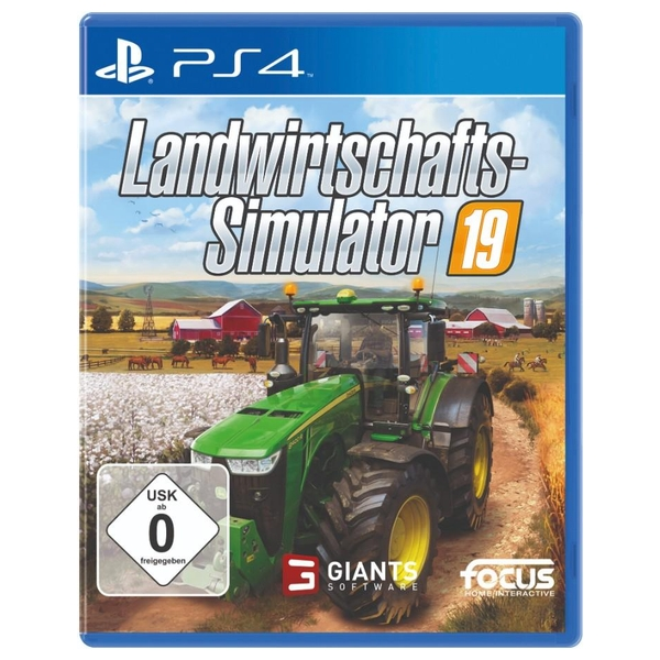 Sony PS4 - Landwirtschafts-Simulator 19
