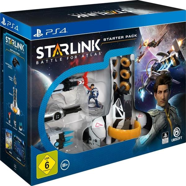 Sony PS4 - Starlink Battle for Atlas, Starter-Pack