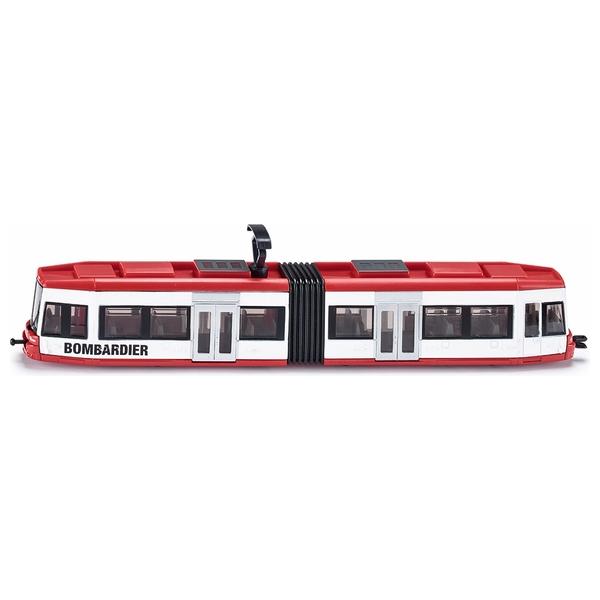 SIKU Super - 1895: Strassenbahn Bombardier, 1:87