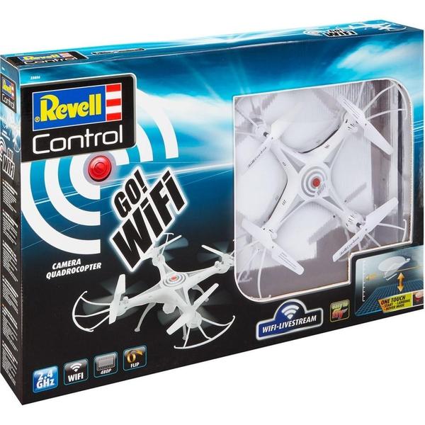 Revell - Control: RC Quadrocopter mit Kamera