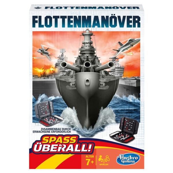 Hasbro - Battleship Kompakt