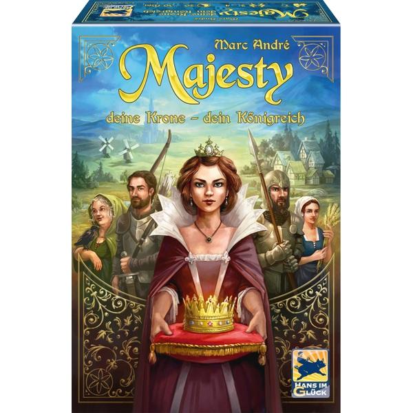 Schmidt Spiele - Majesty: Deine Krone, dein Königreich