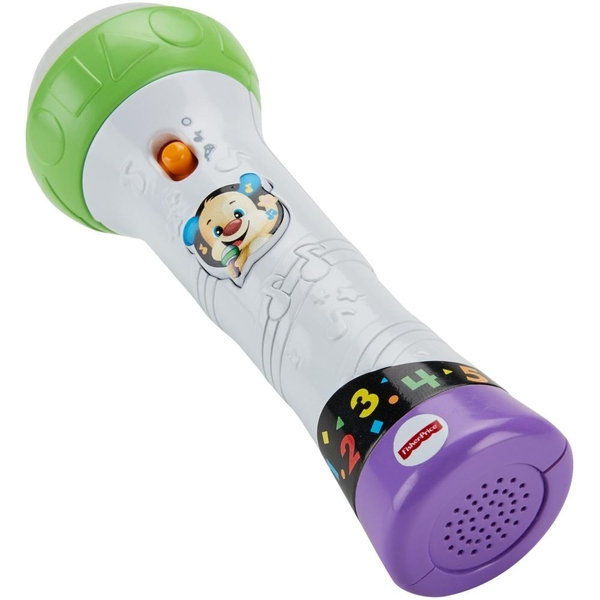 Fisher-Price - Lernspaß Mikrofon