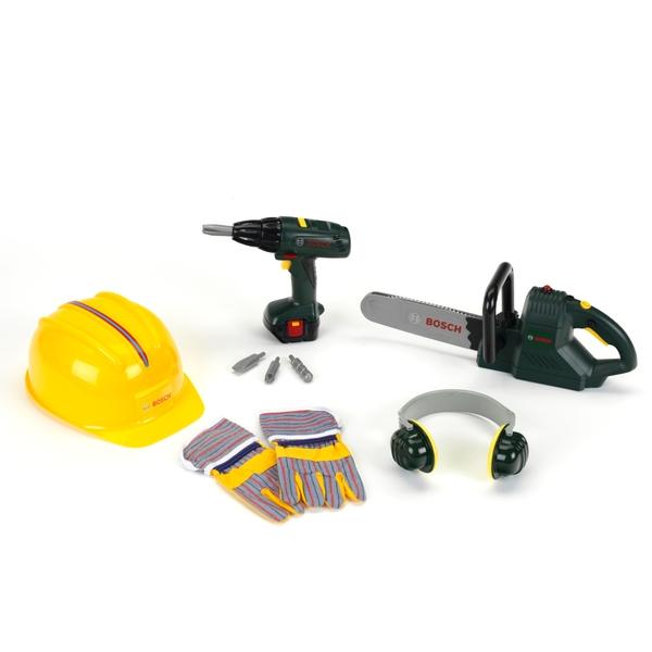 BOSCH - Bauarbeiter Set
