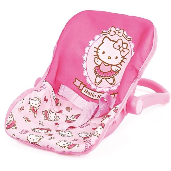 Hauck Toys - Puppenautositz, Hello Kitty