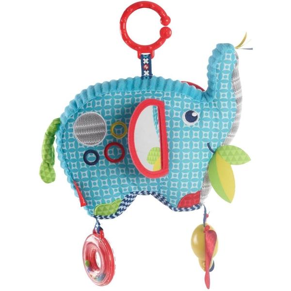 Fisher-Price - Kleiner Spiel-Elefant